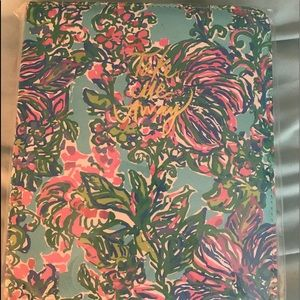 GWP travel journal Lilly Pulitzer
